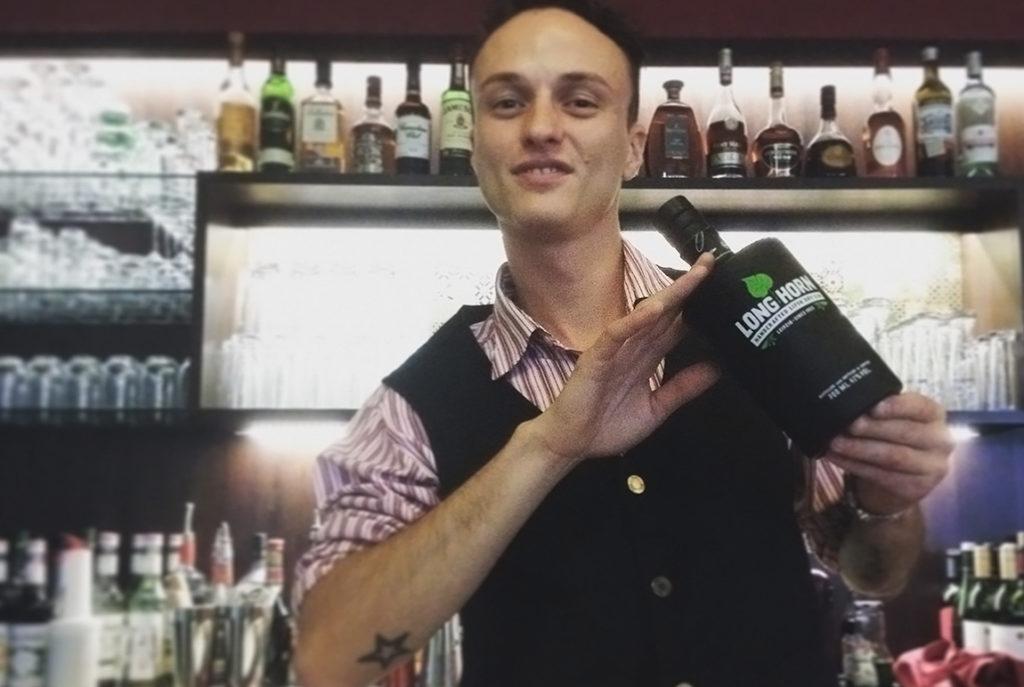 Rennbahn Brasserie Long Horn Gin