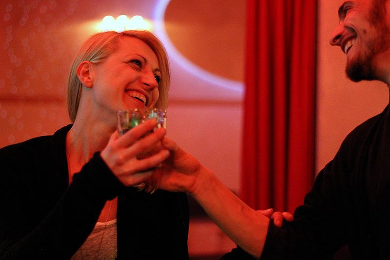 LONG HORN Gin in Leipzig ©Yvonne Guttschke