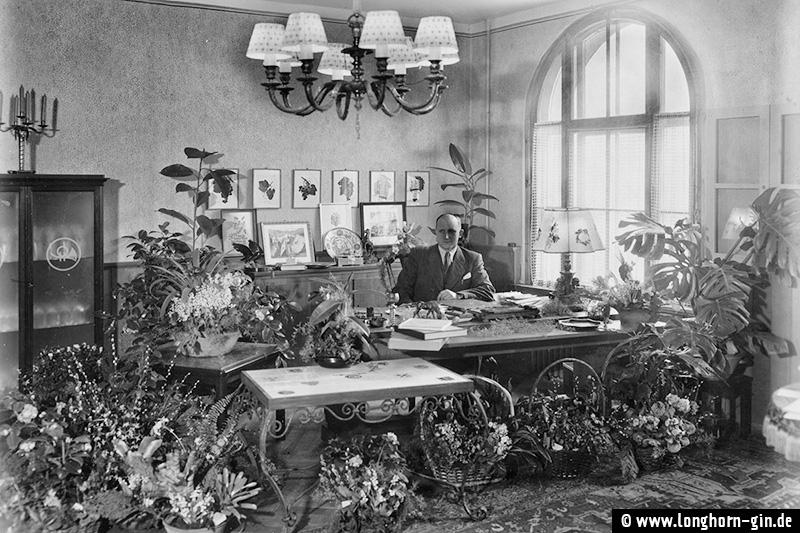 Firmengründer Wilhelm Horn