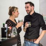 LONG HORN Gin auf der Designers' Open 2016