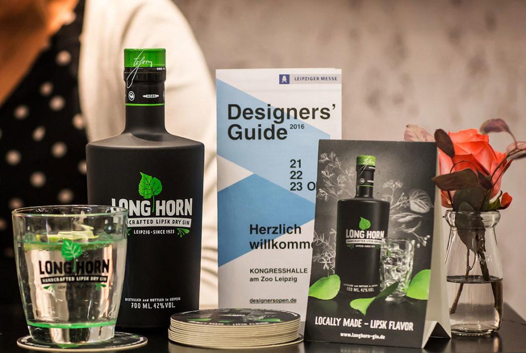 Designers Open Long Horn | Anne Schwerin