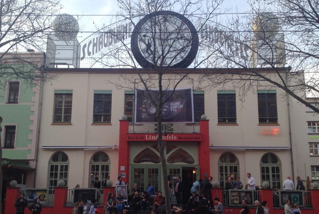 Schaubühne Lindenfels in Leipzig Plagwitz