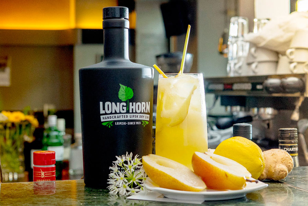 LONG HORN Gin auf Instagram